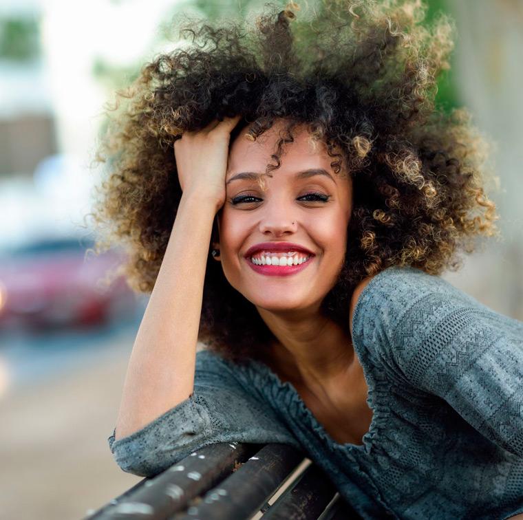 Corte cabello rizado Curly